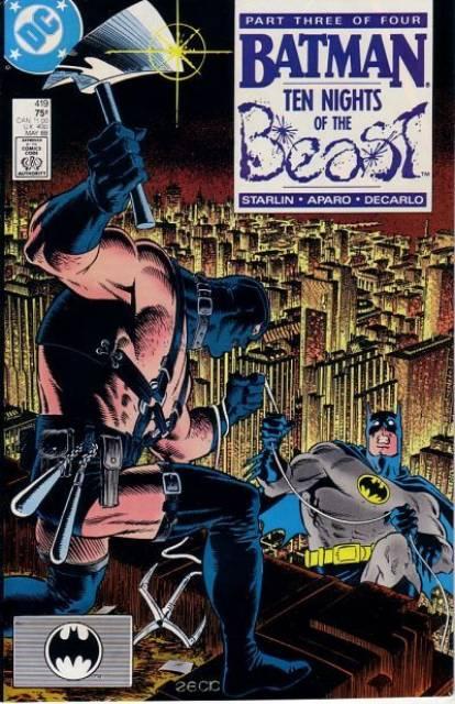 Batman (1940) no. 419 - Used