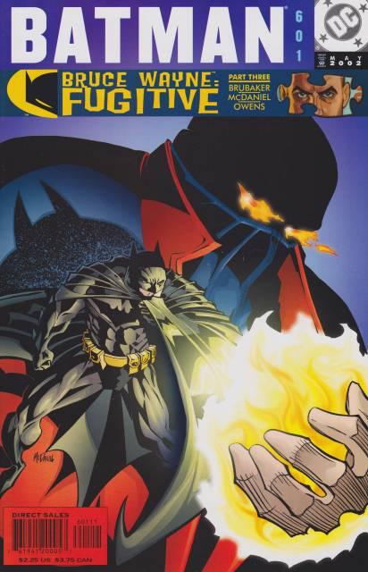 Batman (1940) no. 601 - Used