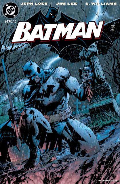 Batman (1940) no. 617 - Used