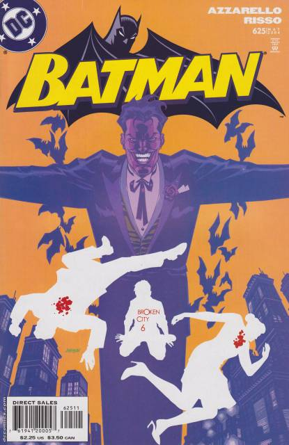 Batman (1940) no. 625 - Used