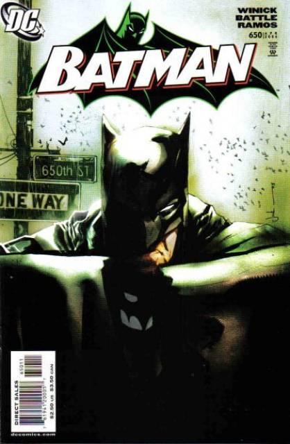 Batman (1940) no. 650 - Used