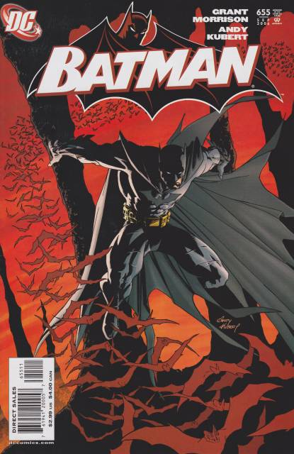 Batman (1940) no. 655 - Used