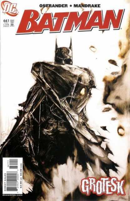 Batman (1940) no. 661 - Used