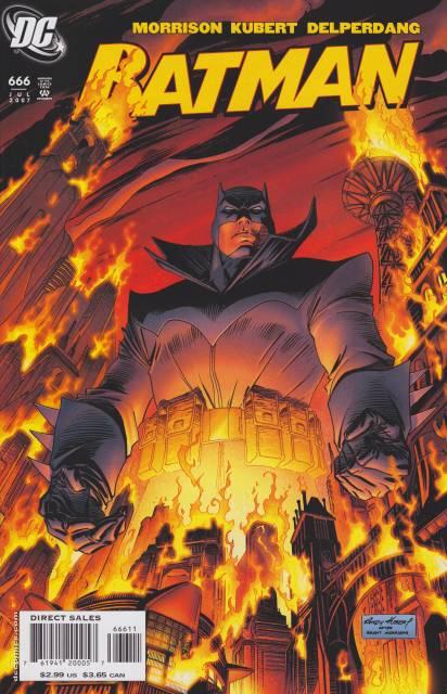 Batman (1940) no. 666 - Used