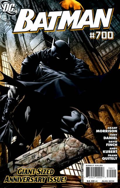 Batman (1940) no. 700 - Used
