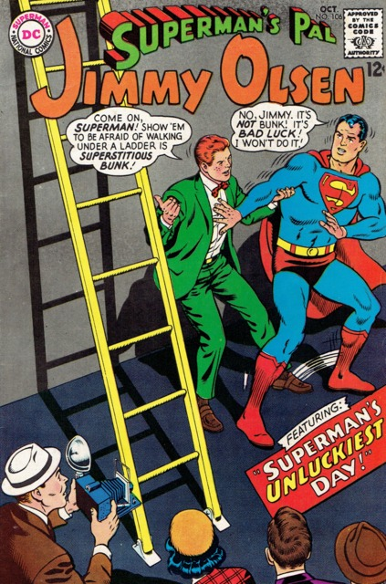 Superman's Pal: Jimmy Olsen (1949) no. 106 - Used
