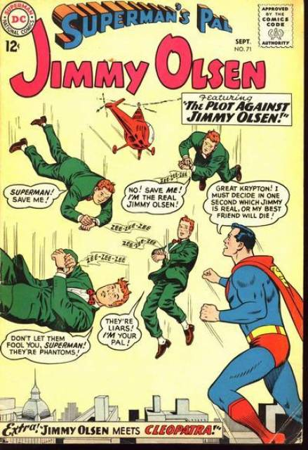 Superman's Pal: Jimmy Olsen (1949) no. 71 - Used