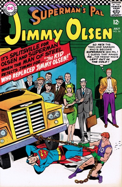 Superman's Pal: Jimmy Olsen (1949) no. 94 - Used