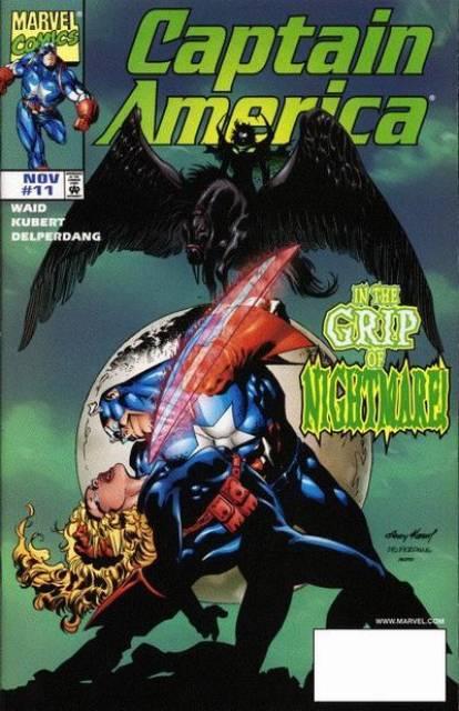 Captain America (1959) no. 478 [1998 no. 11] - Used