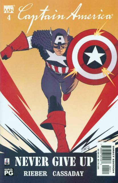 Captain America (1959) no. 521 [2002 no. 4] - Used