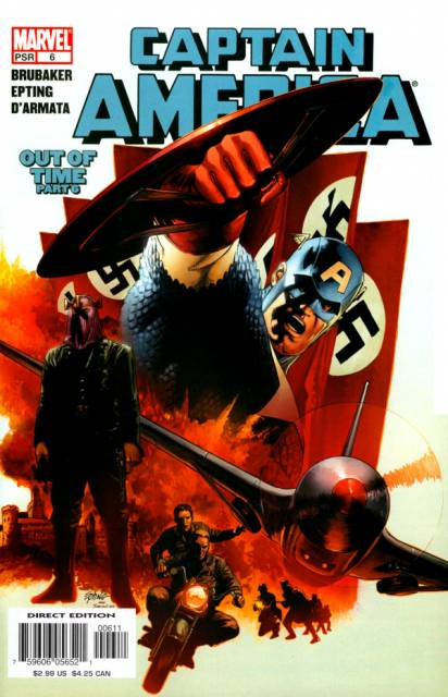 Captain America (1959) no. 555 [2005 no. 6] - Used