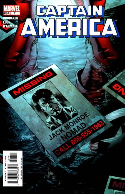 Captain America (1959) no. 556 [2005 no. 7] - Used