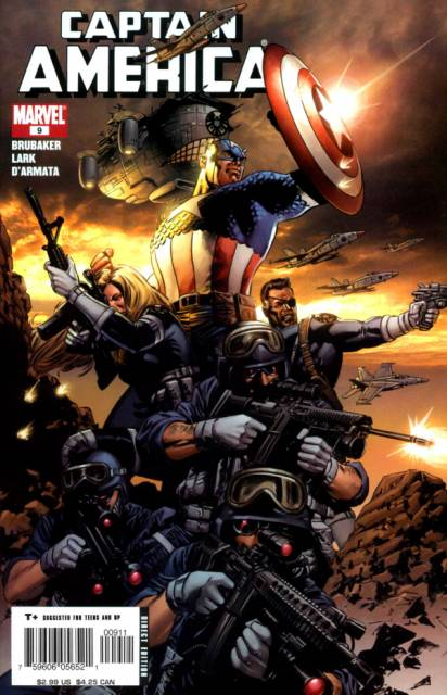 Captain America (1959) no. 558 [2005 no. 9] - Used