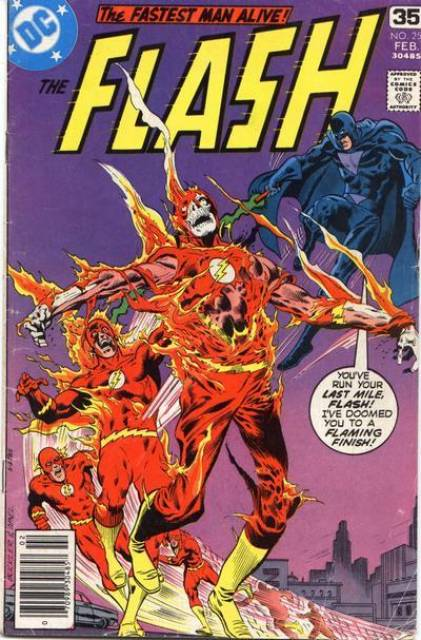 Flash (1940) no. 258 - Used