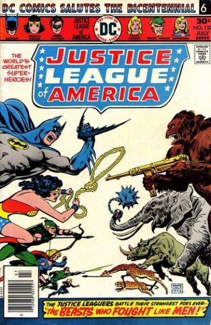 Justice League of America (1960) no. 132 - Used