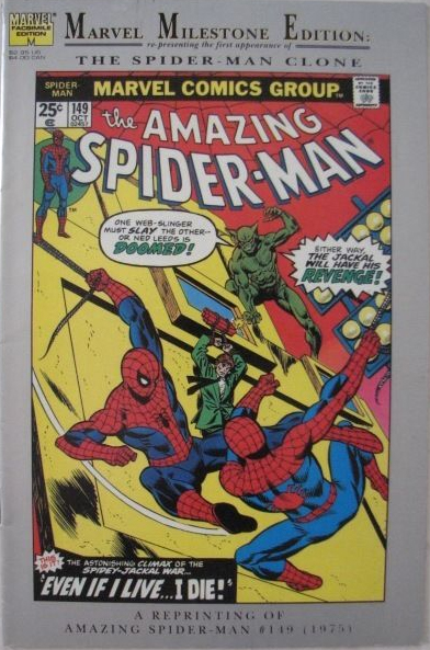 The Amazing Spider-Man (1963) no. 149 (Milestone Edition) - Used