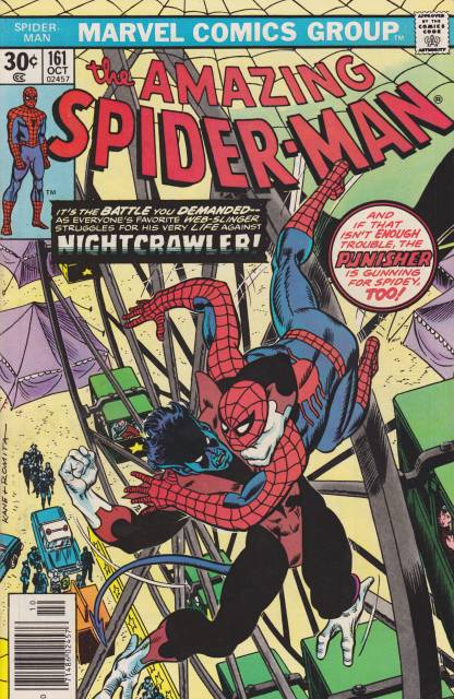 The Amazing Spider-man (1963) no. 161 - Used