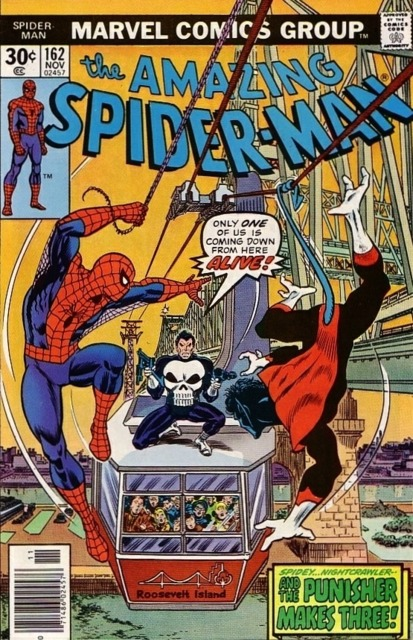 The Amazing Spider-man (1963) no. 162 - Used