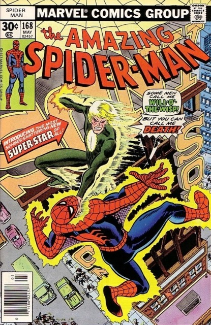 The Amazing Spider-man (1963) no. 168 - Used
