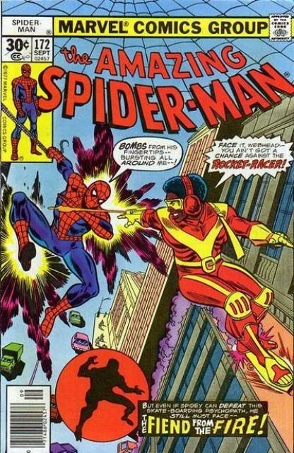 The Amazing Spider-man (1963) no. 172 - Used