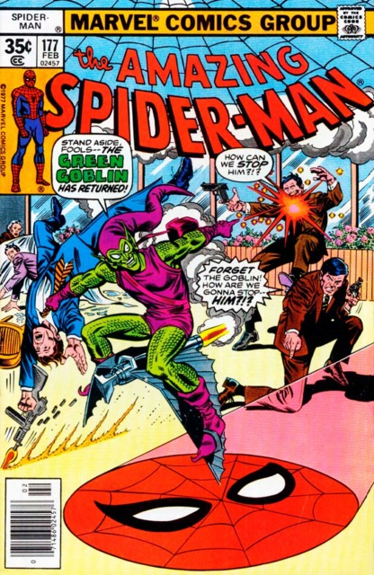 The Amazing Spider-man (1963) no. 177 - Used