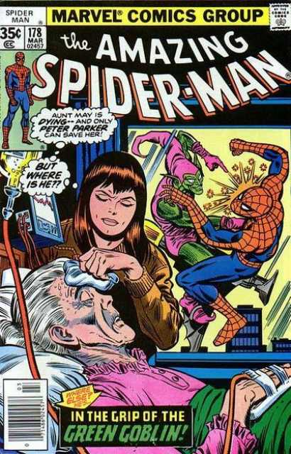 The Amazing Spider-man (1963) no. 178 - Used