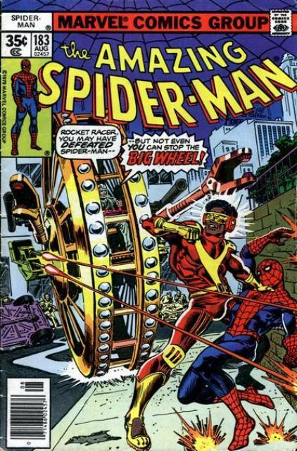 The Amazing Spider-man (1963) no. 183 - Used