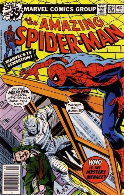 The Amazing Spider-man (1963) no. 189 - Used