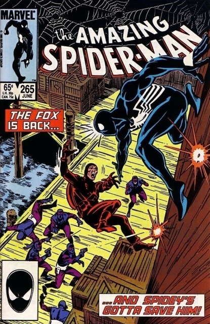 The Amazing Spider-man (1963) no. 265 - Used