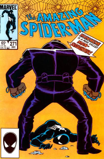 The Amazing Spider-man (1963) no. 271 - Used