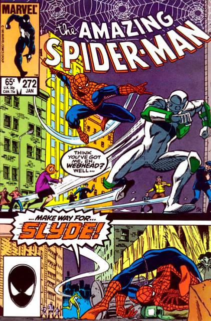 The Amazing Spider-man (1963) no. 272 - Used