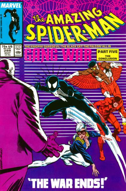The Amazing Spider-man (1963) no. 288 - Used