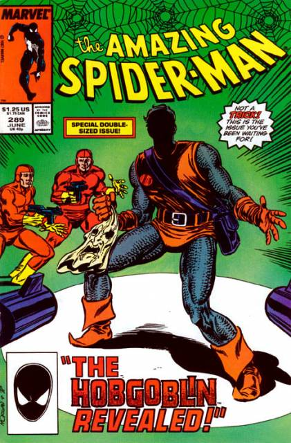 The Amazing Spider-man (1963) no. 289 - Used