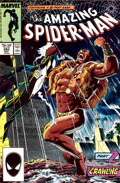 The Amazing Spider-man (1963) no. 293 - Used