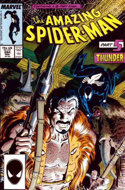 The Amazing Spider-man (1963) no. 294 - Used