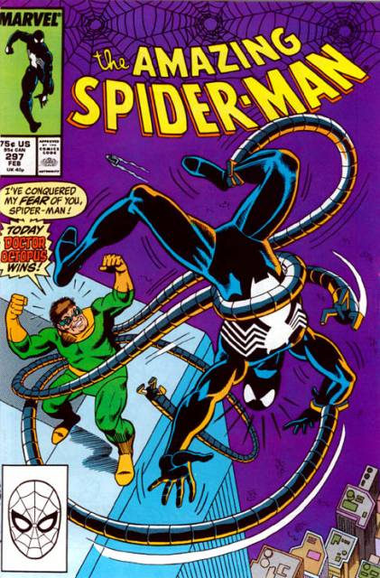 The Amazing Spider-man (1963) no. 297 - Used