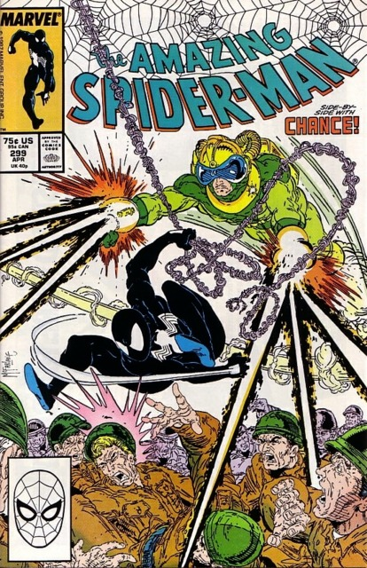 The Amazing Spider-man (1963) no. 299 - Used