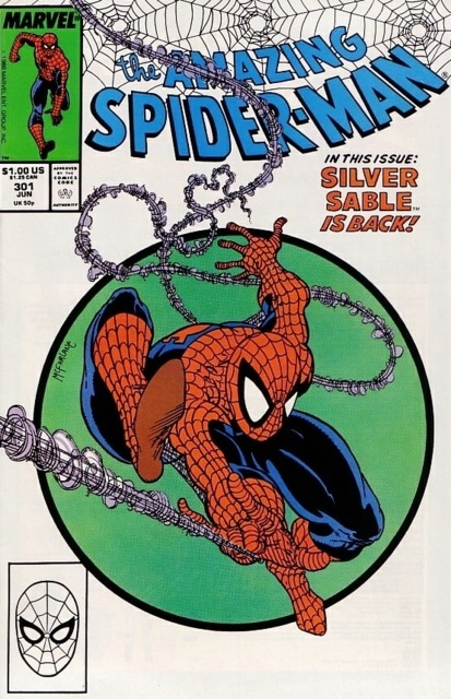 The Amazing Spider-man (1963) no. 301 - Used