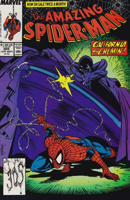 The Amazing Spider-man (1963) no. 305 - Used