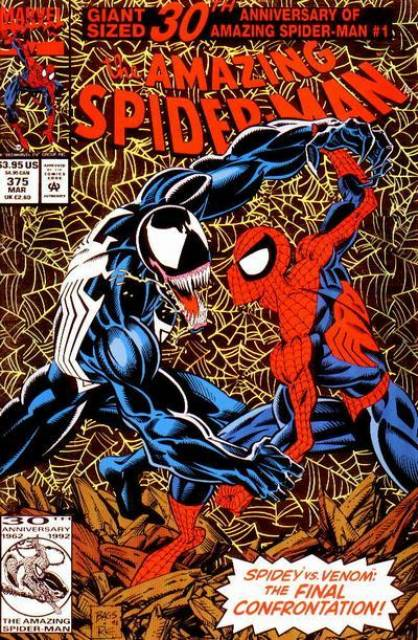 The Amazing Spider-man (1963) no. 375 - Used