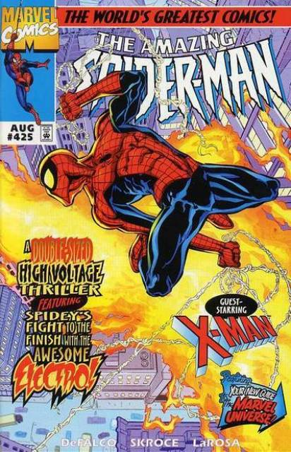 The Amazing Spider-man (1963) no. 425 - Used
