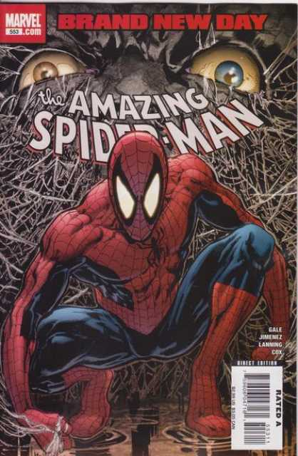 The Amazing Spider-man (1963) no. 553 - Used