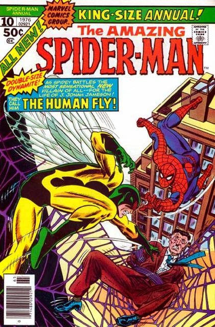 The Amazing Spider-man (1963) Annual no. 10 - Used