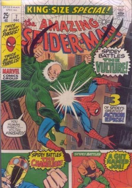 The Amazing Spider-man (1963) Annual no. 7 - Used