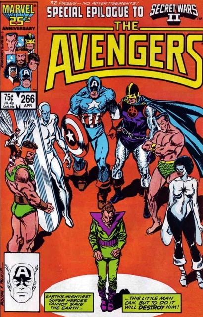 Avengers (1963) no. 266 - Used