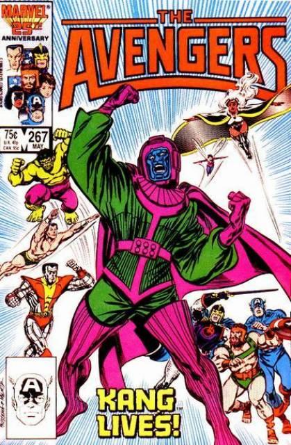 Avengers (1963) no. 267 - Used