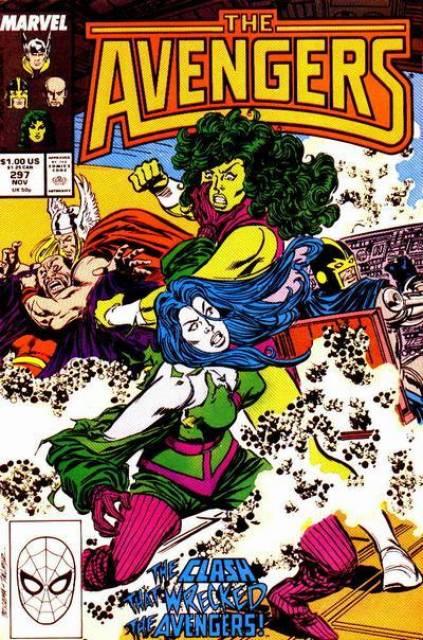 Avengers (1963) no. 297 - Used
