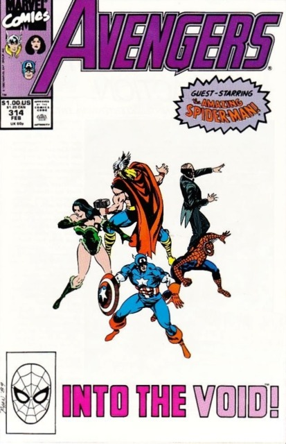 Avengers (1963) no. 314 - Used