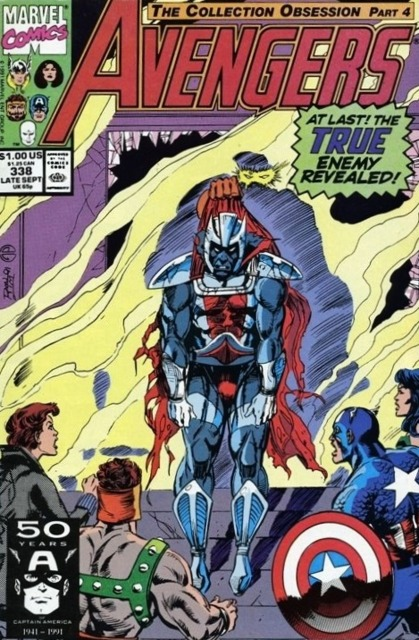 Avengers (1963) no. 338 - Used