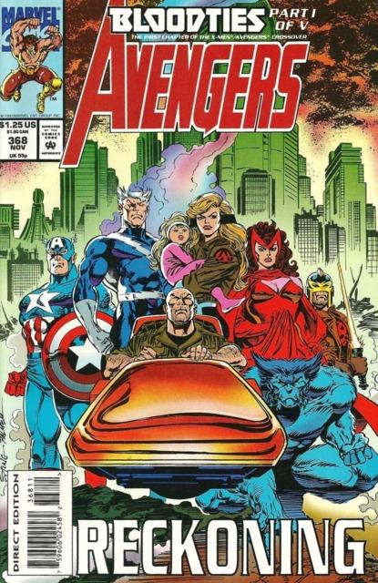 Avengers (1963) no. 368 - Used